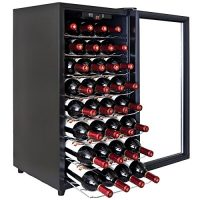Wine Cooler Comparison Chart