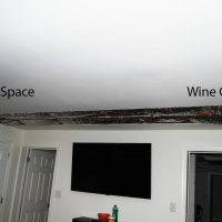 Wine Cellar Cooler Ductwork