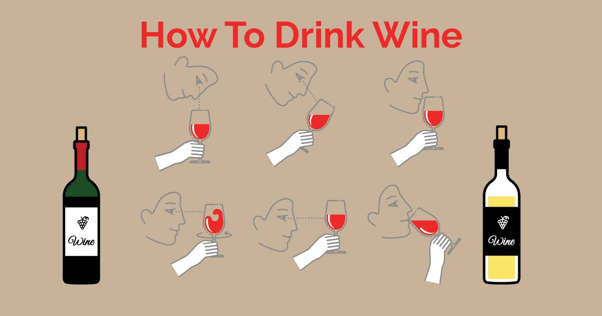 How to drink wine learn the basics of drinking wine - Make good house wine tips vinter ...