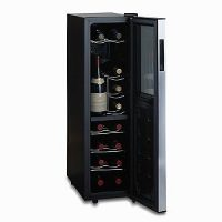 Wine Enthusiast 18 Bottle Wine Cooler Review